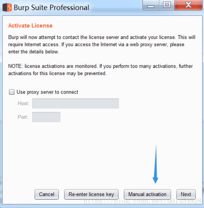 BURP-安装包附教程